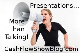 home business presentation skills