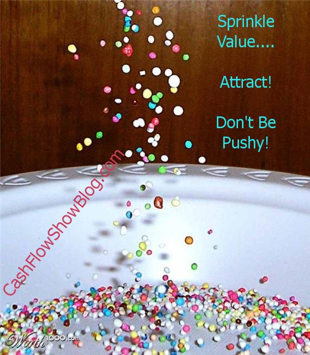 attraction marketing business
